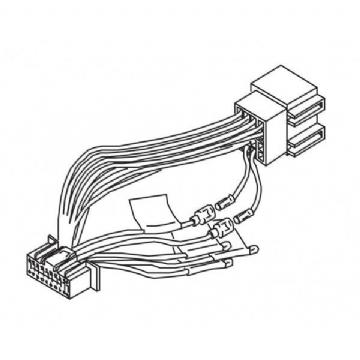 kenwood Power Loom ISO Leads